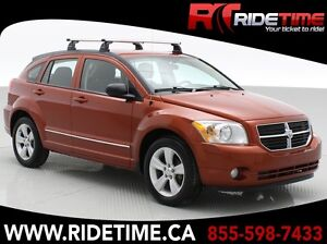 2010 Dodge Caliber SXT - Auto & Alloy's - ONLY $69 Bi-Weekly!