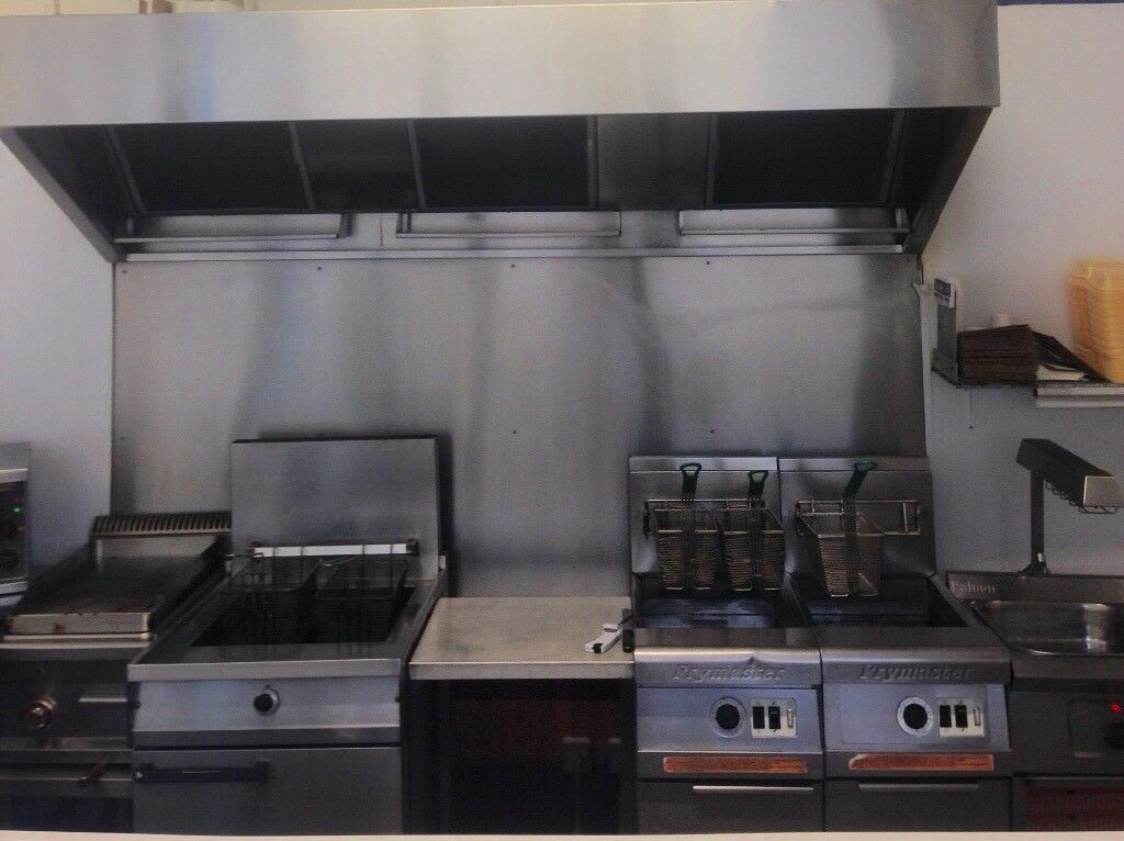 Catering equipment/Chip shop Start up