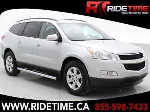 2011 Chevrolet Traverse LT AWD - Alloy's - ONLY $148 Bi-Weekly!