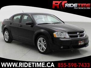2011 Dodge Avenger SXT - Sunroof - ONLY $86 Bi-Weekly!