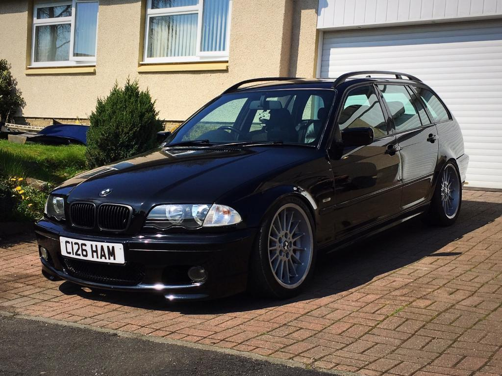 bmw e46 m3 s54 3 2 sport touring estate fast road sleeper drift in bonnybridge falkirk. Black Bedroom Furniture Sets. Home Design Ideas