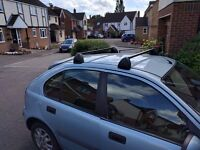 Roof bars for Rover 200/25