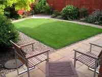 landscape gardener/builder ''Great deals on turf & fencing'' ''Get your free quote now''