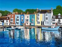 Weymouth Harbour 2 A3 Giclee limited edition print