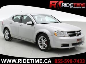 2012 Dodge Avenger SXT - Heated Seats - $97 Bi-Weekly!