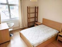 A huge double room stone throw from Victoria Park