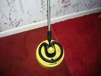 T300 PLUS. T RACER PATIO CLEANER FOR KARCHER PRESSURE WASHERS