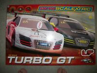 MICRO SCALEXTRIC TURBO GT BRAND NEW UNOPENED