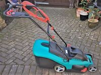 Bosch Rotak 36 Electric Lawnmower