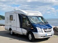 Hymer Van 522 CL (only 32500 miles - Compact Practical Motorhome in Excellent Condition)