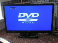 "21"" hd ready tv/dvd and freeview"