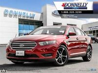 2015 Ford Taurus SEL AWD, LEATHER, SUNROOF, NAV, FORD CPO