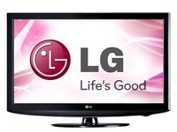 "LG 32"" HD Ready Digital Freeview LCD TV + Remote"
