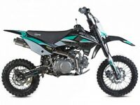 STOMP SS 120R PIT BIKE, FINANCE AVAILABLE, NEW, KIDS, ADULTS MOTORBIKE