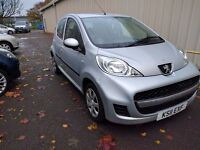 Peugeot 107 // Full MOT // £20 PY Tax // Toyota Aygo Citroen C1 // Credit and debit cards excepted