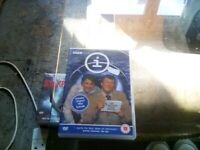 Qi - The Complete First Series on DVDs.