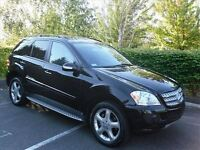 2008 Mercedes-Benz ML320  DIESEL - CANADIAN - NAVIGATION - RUNNI