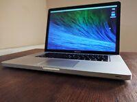 """**15"""" Macbook Pro, 8gb RAM, 2.53ghz, 250 gb SSD -take it!**"""