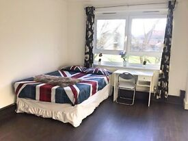 Double Room, Royal Oak, Paddington, Westbourne Green, Bayswater, Central London, Bills Included.
