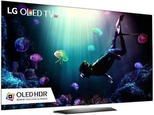 "LG 65"" OLED 4K HDR WEB OS 3.0 SMART UHDTV *NEW IN BOX*"