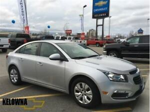 2015 Chevrolet Cruze LT 1LT | Accident Free | Back Up Cam