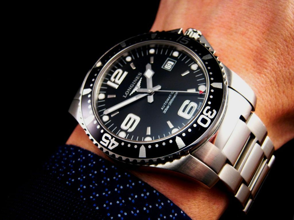 Exclusive Xmas Gift Top Quality Longines Hydro Conquest