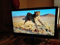 Samsung 24 Full Hd TV/Monitor - Excellent Conditions