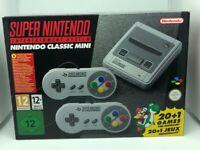Super Nintendo SNES Classic Mini Console - BRAND NEW