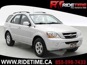 2009 Kia Sorento LX 4WD - Alloy Wheels - ONLY $113 Bi-Weekly!