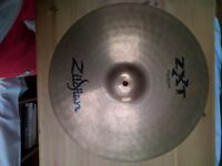 Zildjian ZXT 16¨ Medium Thin Crash Drum Cymbal - Excellent Condition