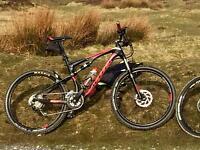 Scott Spark 760 full suspension mountain bike,
