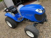 New Holland boomer 25 compact tractor