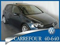 2012 Volkswagen Golf TDI Highline Cuir+Mags+Toit Ouvrant