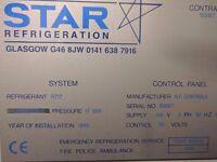 Star Refrigeration Ammonia Twin Howden Compressor Plant