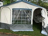 Trailer tent Conway Contiki 4/5 berth £150