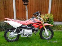 Honda CRF 50 Children's Motorbike