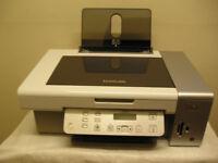 lexmark x4550 printer/scanner
