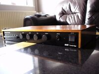 A&R A60 Stereo Vintage Integrated Amplifier. Brilliant Condition.