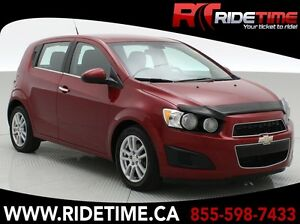 2012 Chevrolet Sonic LT Hatchback - Auto - ONLY $75 Bi-Weekly!