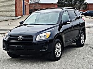 2010 Toyota RAV4 4WD |One Owner|Clean CarProof|
