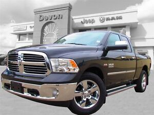2013 Ram 1500 SLT: Crew Cab, Uconnect with Bluetooth