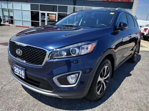 2016 Kia Sorento EX TURBO LEATHER INTERIOR Sarnia Sarnia Area image 1