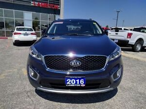 2016 Kia Sorento EX TURBO LEATHER INTERIOR Sarnia Sarnia Area image 8