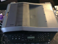 Canon MX310: printer, scanner, copier