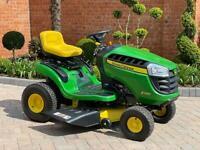 """John Deere E100 Ride on mower - 42"""" deck - lawnmower - Honda / Toro / Kubota"""