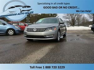 2012 Volkswagen Passat LEATHER! SUNROOF! NICE UNIT!
