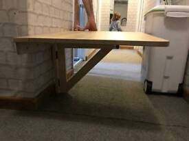IKEA NORBO folding kitchen folding kitchen table
