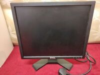 Cheap Dell PC Monitor. Collect today cheap