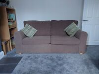 3 seater + 2 seater flat pack sofa set for sale