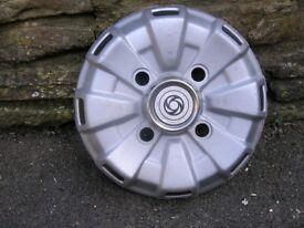 Mini wheel trims